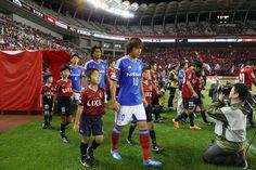 [J1 第24節]鹿島 1-0 横浜FM(県立カシマサッカースタジアム 2014/09/20