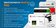 WooCommerce Cart - WooCart Pro - https://codeholder.net/item/wordpress/woocommerce-cart-woocart-pro