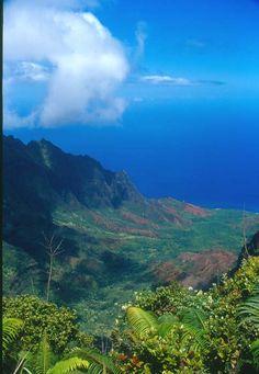 Kuai Canyon, Hawaii
