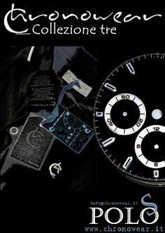 CHRONOWEAR ROLEX PROMO Polo Collezione Tre