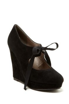 Restricted Teammate Wedge by Stand Tall Footwear on @HauteLook