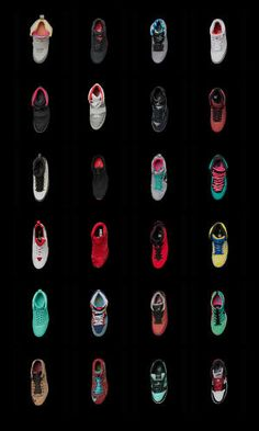 6 | Bullseye! Nikes Photographed As Brilliant, Concentric Disks | Co.Design | business + design