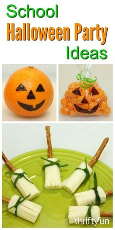 This is a guide about school Halloween party ideas. There are many fun ways to celebrate Halloween at a school party.
