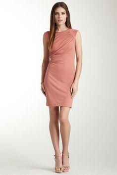 Ruched Side Sleeveless Dress by Susana Monaco on @HauteLook