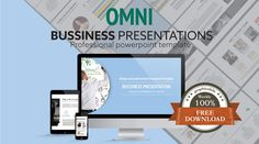 Stock Powerpoint Templates - Free Download Every Weeks   OMNI - Business Presentation Weekly Free Download