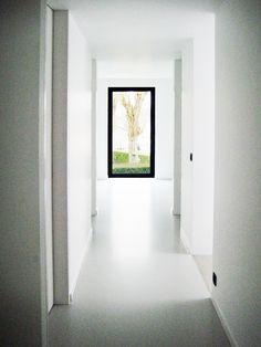 ARCERO ARCHITECTEN  architectuur en interieur I architect Jan Cloetens / wit / white / blanc