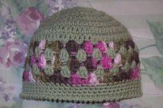 bfb0a80ec3c Suzies Stuff  WOMAN S GRANNY HAT (C) Crochet Baby Hats