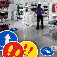 Keeping staff and visitors safe when they enter your business premises is critically important and Floor Stickers are the simplest and easiest way to direct customers through your store safely. A high impact sticker also acts as a visual reminder to all visitors of their own responsibilities to follow social distancing guidelines.  #KleenTexEurope #KeepYourDistance #StaySafe #FloorStickers #MakeMoreofYourFloor Floor Stickers, World Leaders, Floor Mats, No Response, Acting, Flooring, Store, Business, Tent