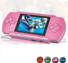 Specification: LCD Display,Full Color Digital Crystal Screen Support more than 2000 different true color games 888000 games bulit-in 1 Enclosed game cassette with 999999 games bulit-in TV-out function ,plug and play Cheap Toys For Kids, Cool Gifts For Kids, Kids Toys, Android Computer, Kids Computer, Test For Kids, Portable Game Console, Color Games, Unique Toys