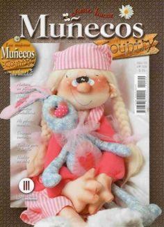 Испанский журнал по шитью мягкой игрушки.. Комментарии : LiveInternet - Российский Сервис Онлайн-Дневников