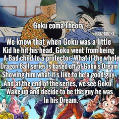 Mind blown credit: @dbz.truths please give credit if reposted thanks Follow: @dbz.go for more hot content! stay saiyan! Your Opinion Is Important: Leave A Comment