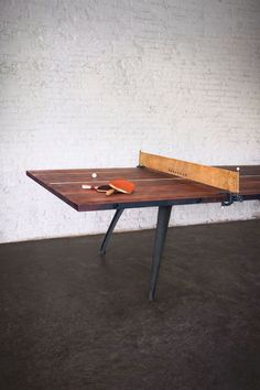 Ping Pong Table by Dunke Design