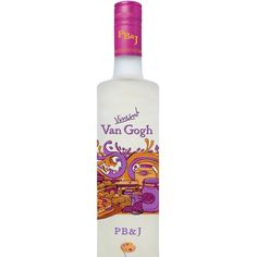 "Van Gogh Vodka recently unveiled their latest flavor: PB! An acquired taste, or the perfect drink for homesick American expats, in search of that ""mom packed my punch"" flavor?"