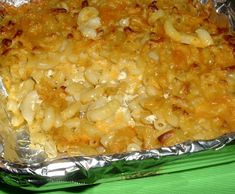 Make and share this Grandma's Macaroni & Cheese recipe from Food.com.