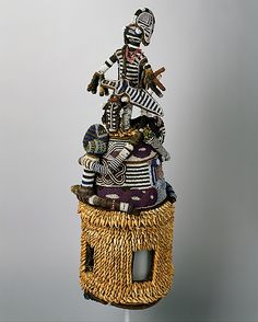 Yoruba Ile Ori (House of the Head Shrine), Nigeria