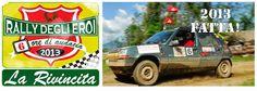 http://rallydeglieroilarivincita.blogspot.it/ #LaRivincita #RallydegliEroi @RobertoCattone