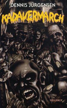 2. udgave af Dennis Jürgensens zombieroman Kadavermarch