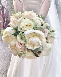 Bride bouquet  Con Agriflor Siena