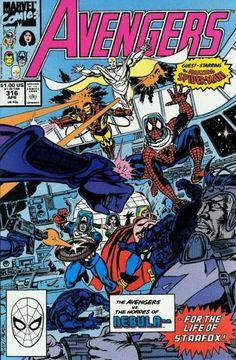 BIOGRAFIAS E COISAS .COM: capas da revista em quadrinhos VINGADORES 1963-1996 parte 03
