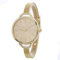 >> Click to Buy << Fashion Watch Women Quartz Watch Luxury Women Stainless Steel Mesh Belt Wrist Watch Relojes Hombre 2017 Montre Femme #6051515 #Affiliate