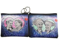 Best Friends Key Chain and Coin Purse