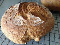 La chica de las recetas: Pan de trigo sarraceno sin gluten (50% harinas - 50% almidones)