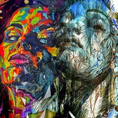 By Rowan Newton and Carne Griffiths