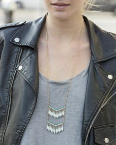 Gilda Necklace - JewelMint
