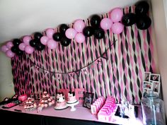 Cake Table Minnie Mouse Decorations First Birthday
