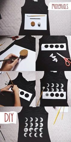 Clothing + Science = this awesome creation. With a bit of ingenuity, create a thoughtful design: https://diy.org/skills/fashiondesigner