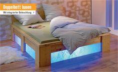 Doppelbett selber bauen