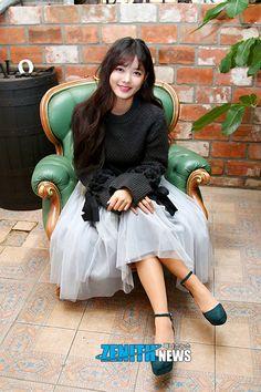 Kim Yoo Jung (Interviews 10/2016) - Album on Imgur Korean Beauty, Asian Beauty, Kim Joo Jung, Lee Bo Young, Yoo Ah In, Child Actresses, Cute Korean Girl, Beautiful Actresses, Korean Actors