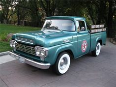 1959 FORD F 100 PICKU - Barrett-Jackson Auction Company - World's Greatest Collector Car Auctions