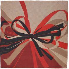 VALENTINO Square scarf