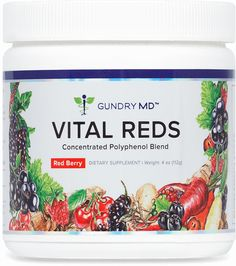 Poky phenols are the basis for Dr Gundry's formula.  Gundry MD's Vital Reds includes the revolutionary formula that combines the power of 34 superfruits with natural fat-burning ingredients and probiotics.
