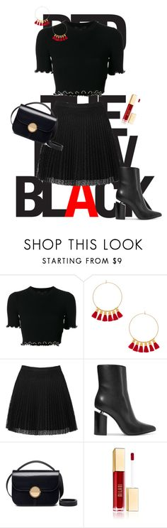 """Seduction"" by compassstyling ❤ liked on Polyvore featuring Alexander Wang, Mimi & Lu, Topshop and Marni"