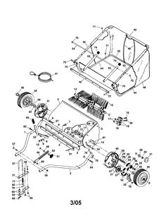 john deere 175 lawn tractor wiring diagram kenmore sewing machine model 38511206300 sewing machine ... lawn sweeper agrifam diagram #9