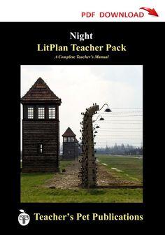 Night Lesson Plans | LitPlan Teacher Guide