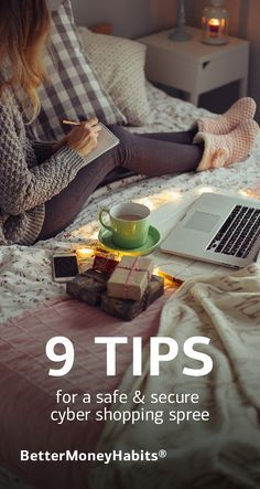 Getting your holiday shopping done online? If you're planning to shop from the comfort of your own device, consider these tips for keeping your financial information safe. Financial Information, How To Protect Yourself, How To Become Rich, Shopping Spree, Budgeting, How To Plan, Tips, Holiday, Finance