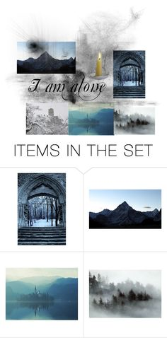 """""""sorrow and pain"""" by swanheartsdream on Polyvore featuring art"""