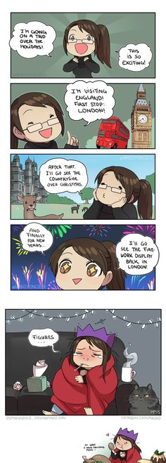 Holiday Adventure by Zombiesmile on DeviantArt