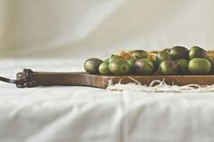 Kiwi Berry Tart with Rosewater Custard