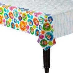 Bubble Guppies Table Cover 54in x 96in