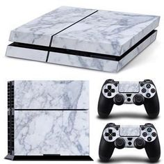 Realistic Sony Ps4 Playstation 4 Slim Skin Sticker Screen Protector Set France Motif Video Games & Consoles