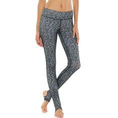 Tek Gear® Printed Stirrup Yoga Leggings - Women's