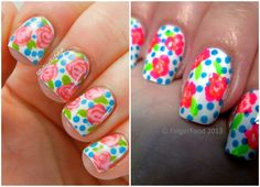 The Nail Challenge Collaborative Presents: 3rd Anniversary Celebration - Recreate Member Designs