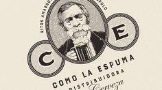 """Echa un vistazo a este proyecto @Behance:""""Como La Espuma"""" https://www.behance.net/gallery/49736183/Como-La-Espuma"""