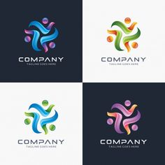 Community logo design for your company.