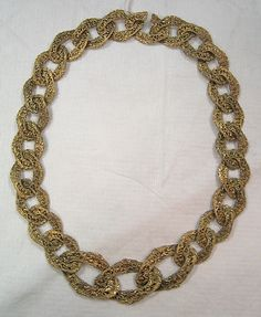 Necklace, House of Chanel, ca. 1959 The Met Marca Chanel, Chanel Necklace 5d00262d3f2
