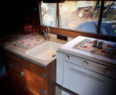 Faucets, backsplash and sink- done!
